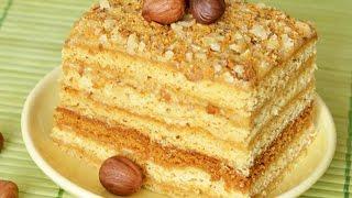 РЕЦЕПТ пирожного Белочка. Как приготовить десерт.