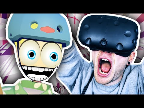 THE FUNNEST VIRTUAL REALITY GAME!! | Rec Room