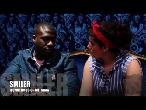 Smiler (MOBO Tour Backstage) - Smash Down TV