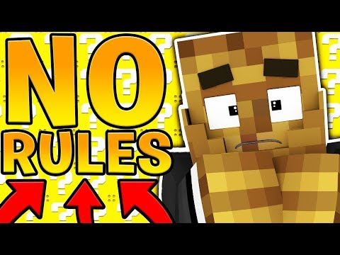 NO RULES DELTA LUCKY BLOCK WALLS 2.0! - MINECRAFT MODDED MINIGAME | JeromeASF