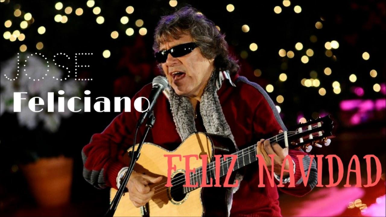 Feliz Navidad Jose Feliciano