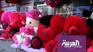مصر: غلاء الأسعار يؤثر على الاحتفال بعيد الحب