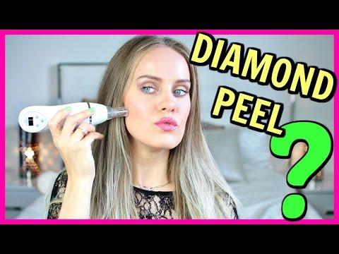 MICRODERMABRASION DIAMOND PEN review