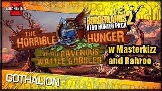 The Horrible Hunger of the Ravenous Wattle Gobbler w/ Masterkizz and Bahroo