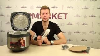 видео Обзор мультиварки Redmond RMC-M10 + обсуждение
