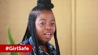 GirlSafe Group 3 Ambassador Kwanele
