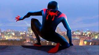 Человек-паук: Через вселенные - Русский трейлер 2018 (Spider-Man: Into the Spider-Verse)