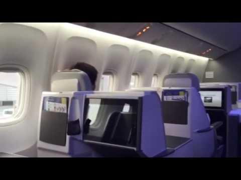 The Bussines Class Air Astana