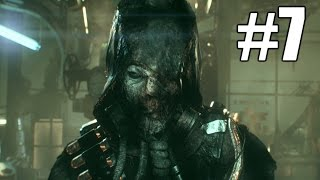 Batman Arkham Knight Gameplay Playthrough #7 - The Scarecrow (PC)