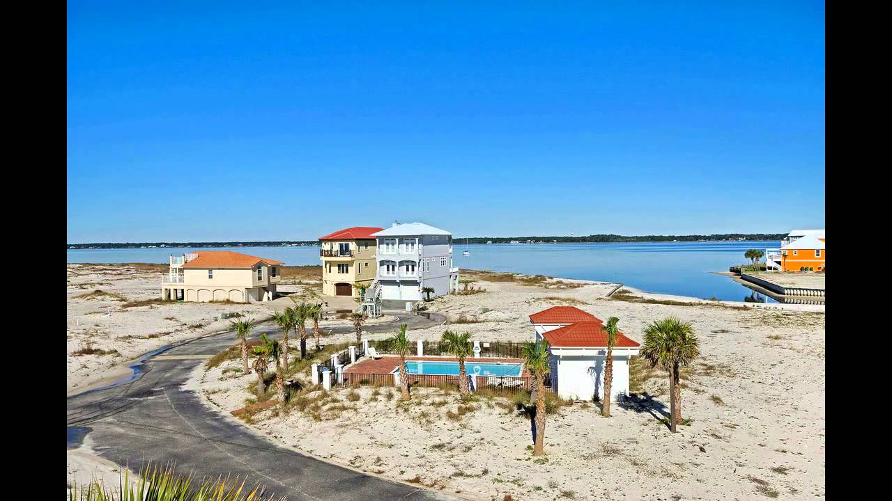 7343 Spinnaker Ct Navarre Beach Florida Home For Sale Youtube