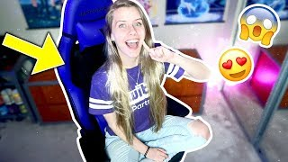 Hey y'all, drop a like if you enjoyed the video! I am now partnered with Vertagear! This chair is so comfy oh my heavens, watch me unbox and assemble the chair ...