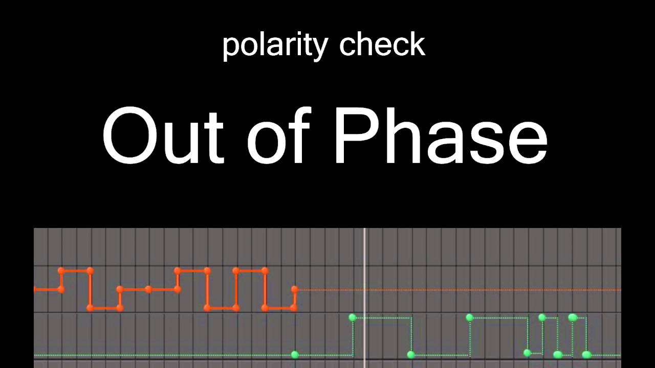 Speaker Polarity Checker : Speaker polarity check test tone funnydog tv