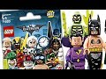 LEGO Batman Minifigures Series 2 - My Thoughts!