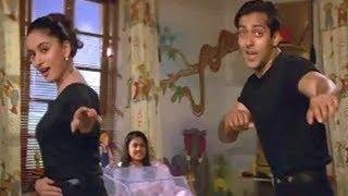 Salman Khan & Madhuri Dixit in Dhiktana Part 2 - Premalayam