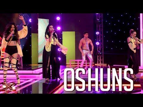 El trío Oshuns causa sensación  | Galas en Vivo | Factor X Bolivia 2018