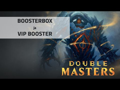 Double Masters 2020 - VIP Booster & Boosterbox
