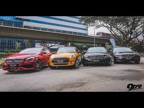Cars & Coffee Singapore - Diesel Power