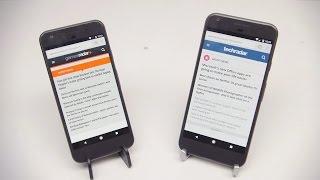 Pixel XL vs Pixel: Battery Test