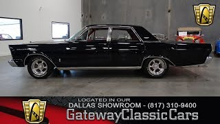 1965 Ford Galaxie 500 #445-DFW Gateway Classic Cars of Dallas