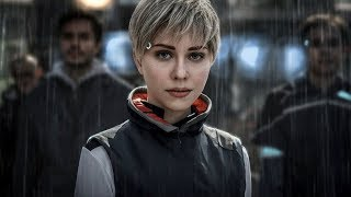 Моя мама РОБОТ (фантастика 2038)