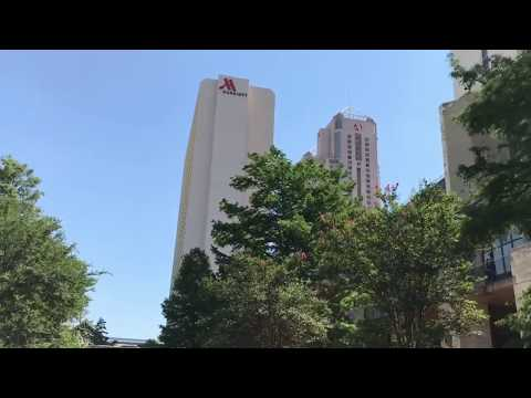 Marriott Riverwalk Hotel, San Antonio, Texas - Video Tour - Watch Before You Book