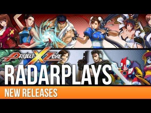 Project X Zone - RadarPlays