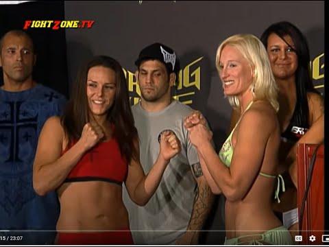 Download FREE FIGHT Alexis Davis v Elaina  Maxwell Raging Wolf IX