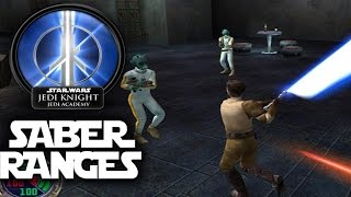 Star Wars Jedi Academy - Saber Styles & Ranges Tutorial [Dash Star]
