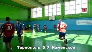 Гандбол. Каменское - Тернополь - 14:13 (1-й тайм). Открытый чемпионат г. Хмельницкого