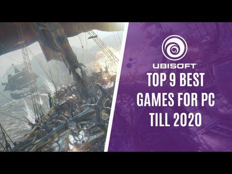 Top 9 Best Ubisoft Games For PC Till 2020   Ranked