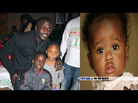 Akon Kids - Family - Net Worth 2018 - $80 Million est