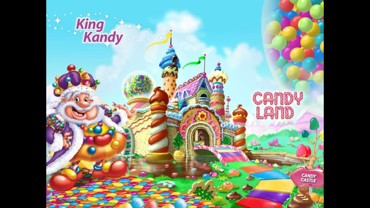 Candy Land Movie To Star Adam Sandler YouTube
