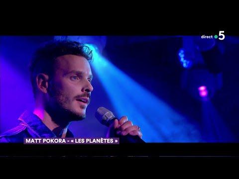 """Le Live : M Pokora """"Les Planètes"""" - C à Vous - 15/04/2019"""