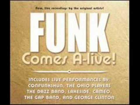 Love's Train (live)-Con Funk Shun