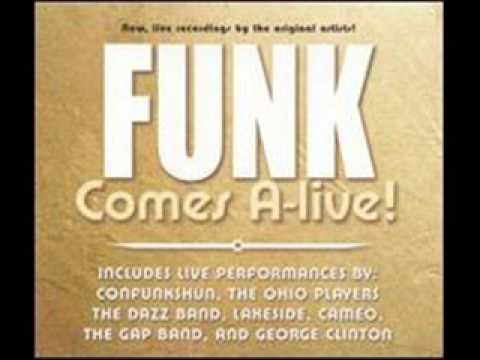 Love's Train (live)-Con Funk Shun