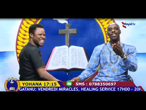 "THEME: ""BOHOZA"" With Rev.Pt. Jean Bosco NSABIMANA na Ap. Chris (NIGERIA) (ROYAL TV)"