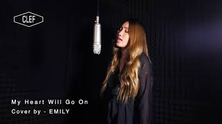 My heart will go on - Cover by EMILY