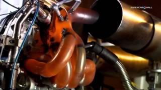 Как тестируют двигатели формулы 1