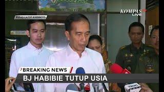 Gambar cover BJ Habibie Meninggal Dunia, Presiden Jokowi Langsung Datangi RSPAD Gatot Soebroto