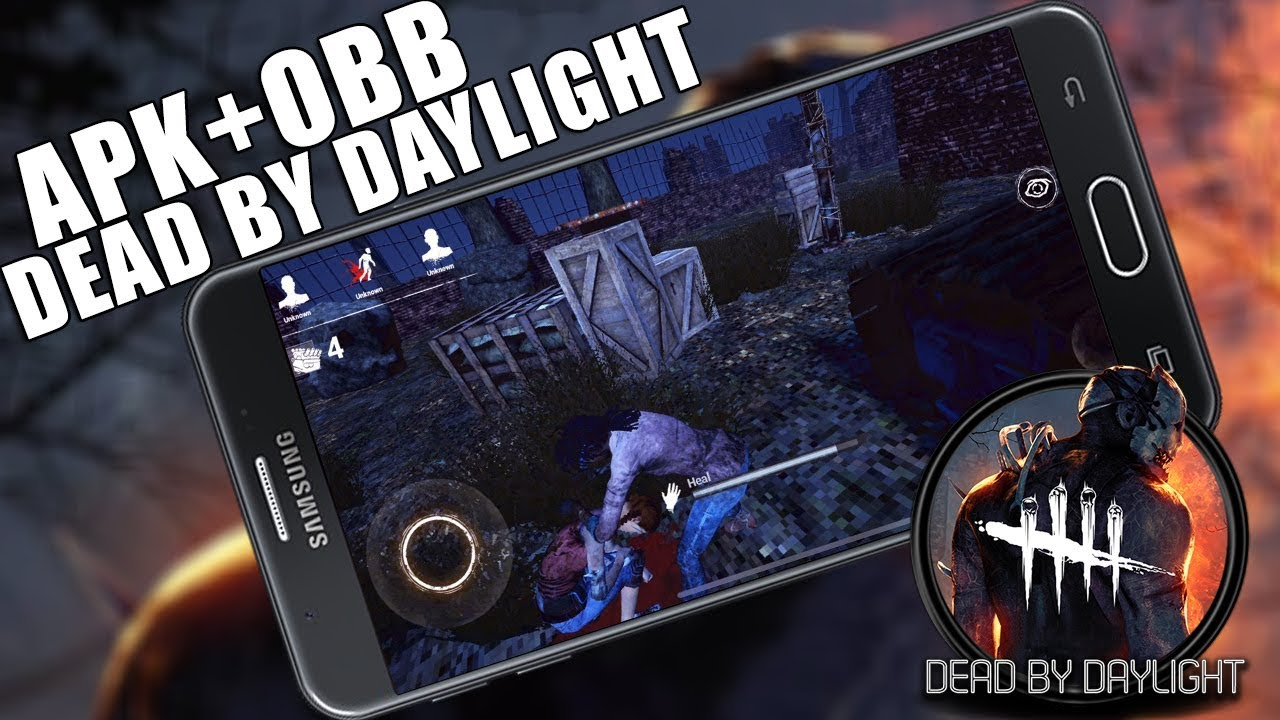 BOMBA💥SAIU DEAD BY DAYLIGHT MOBILE ANDROID OFICIAL DOWNLOAD APK OBB DA BETA PARA TODOS  #Smartphone #Android