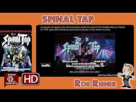 Spinal Tap de Rob Reiner (1984) #MrCinéma 74