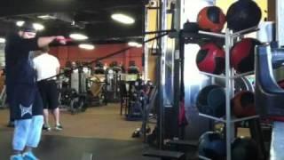 alex cruz mma strength conditioning training