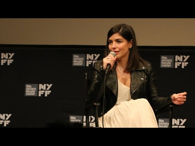 """NYFF52: """"Goodbye to Language"""" Q&A 