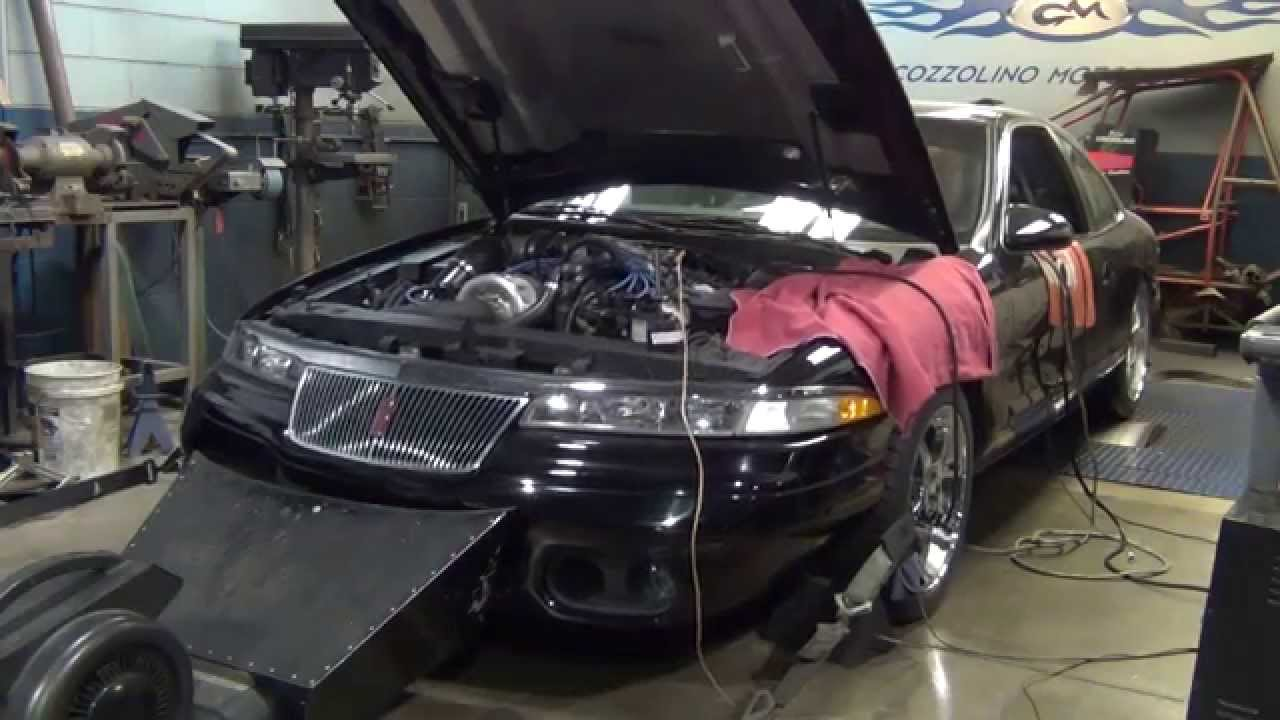 Supercharged Lincoln Mark Viii Dyno Tuned By Lonnie Of