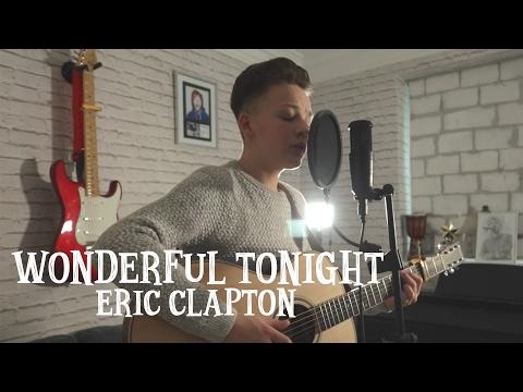 ERIC CLAPTON  WONDERFUL TONIGHT  ALFIE SHEARD