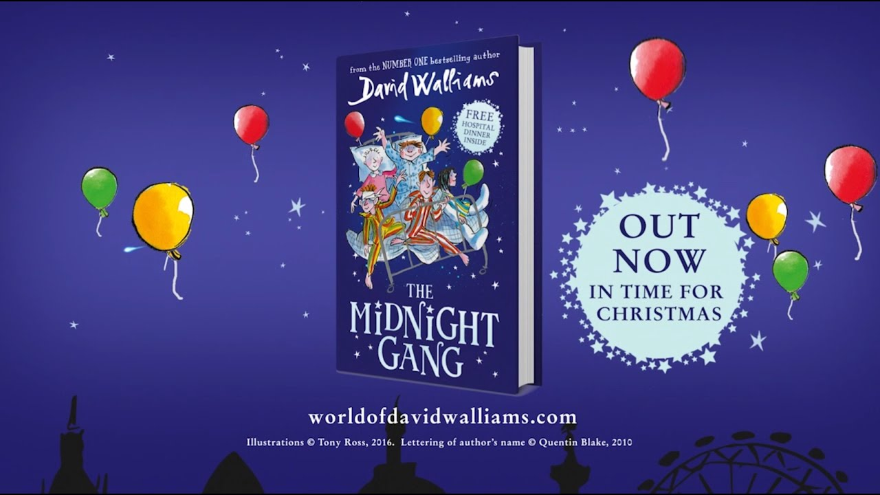 The Midnight Gang - The World of David Walliams