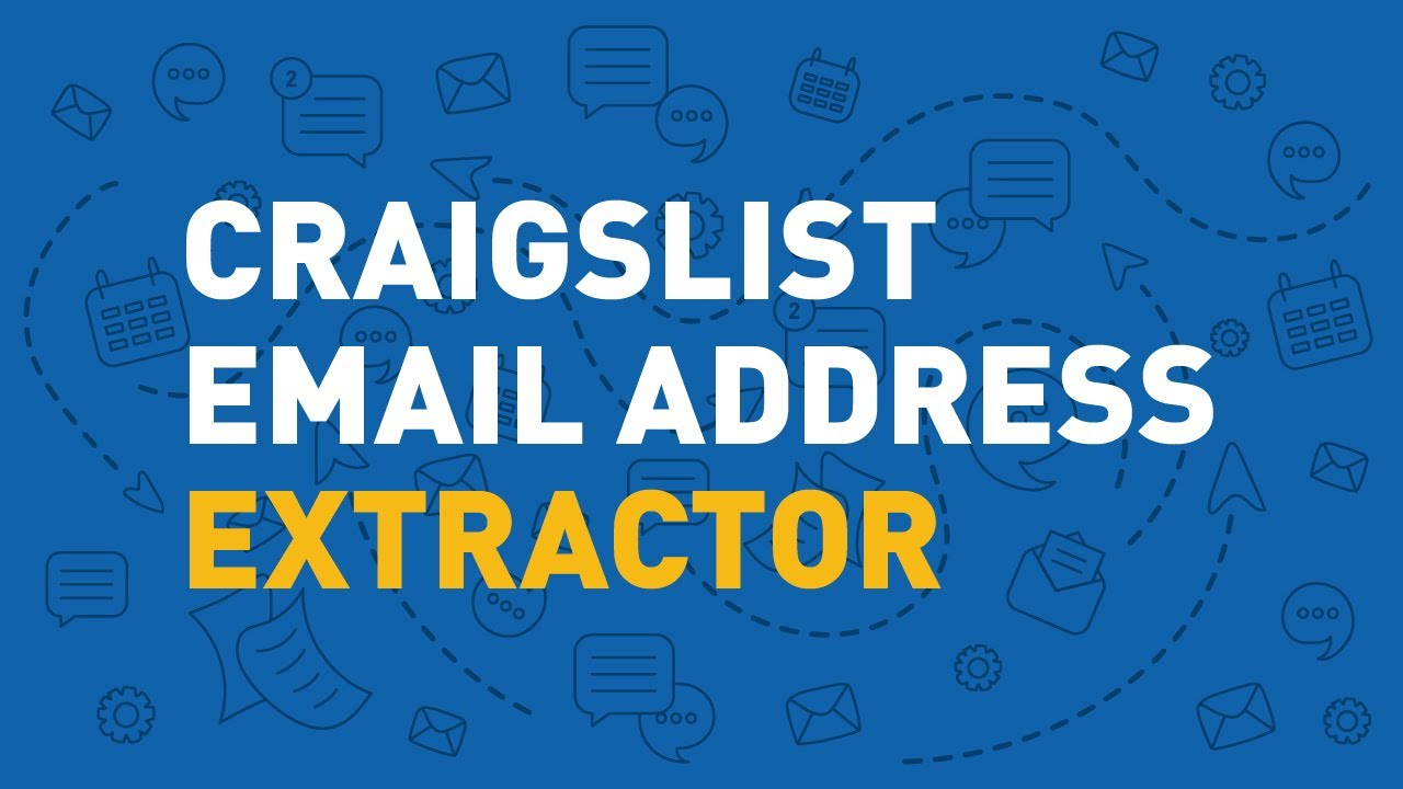 Atomic Email Hunter - Craigslist and LinkedIn Email Extractor
