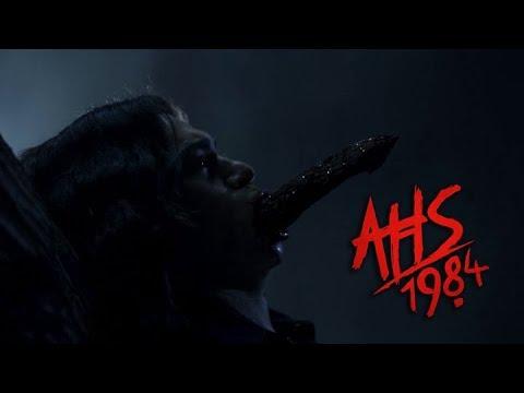 Download Mr.Jingles kills Night Stalker AHS: 1984 Season 9 Episode 4