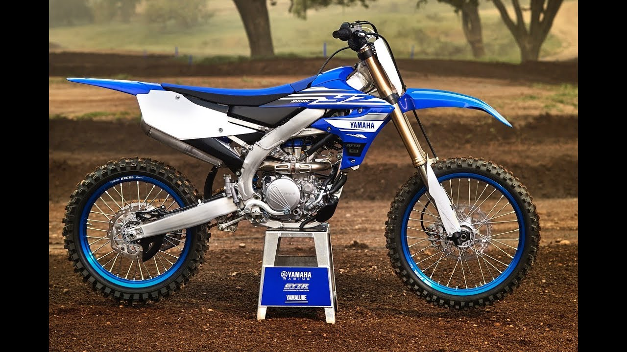 A Short Review Of The 2019 Yamaha Yz250f Specifications