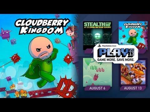 Cloudberry Kingdom, LE JEU INFINI - PlayStation Store PLAY 2013